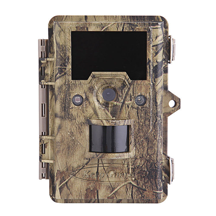 programmable 2.4 Inch Waterproof IP54 Infrared Trail Camera